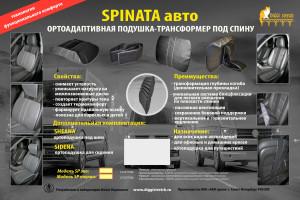 Флаерс SPINATA авто 1 копия